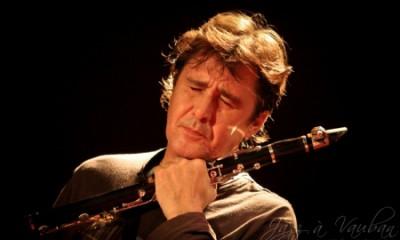 Louis Sclavis, le plus lyonnais des musiciens de Jazz fêtera ses 40 ans de scène.