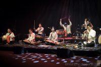 Au musée des Confluences: le swing chamanique coréen suscite l'enthousiasme