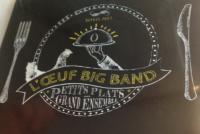 Le Big Band de l'ŒUF sort un nouvel opus : «Petits plats pour Grand Ensemble»
