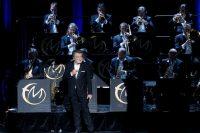 Eddy Mitchell et son big band en ouverture de Jazz à Megève