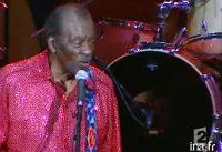 Tribute:  Chuck Berry avait fait l'affiche de Jazz à Vienne, en 2004