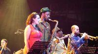 azz à Vienne,  lundi 3 juillet: Pharoah Sanders, Emile Parisien, Archie Shepp,  hommage fortissimo à  John Coltrane