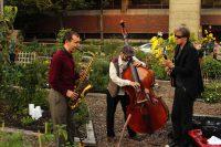 Festival Jazz à cours et jardins à Lyon: c'est parti!