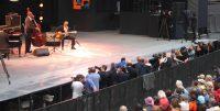 Jazz à Vienne: Ron Carter en trio, un moment de grâce, bien sûr