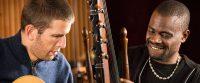 Le Club de minuit démarre lundi 2 juillet: Sébastien Giniaux et Chérif Soumano, duo acoustique inaugural